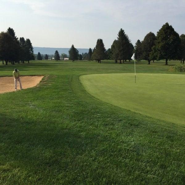 Photo taken at Penn State Golf Courses by John K. on 8/30/2015