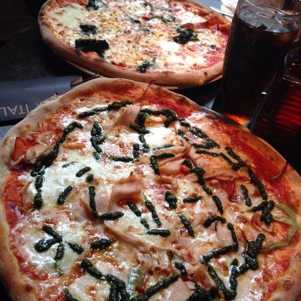 Photo taken at Very Italian Pizza by Irina C. on 5/18/2015