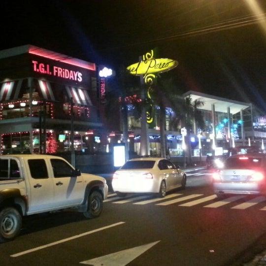 Photo taken at Centro Comercial El Paseo by Rodrigo V. on 11/21/2012