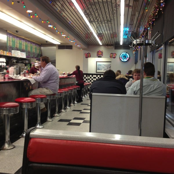 Photo taken at Courtesy Diner by Michael B. on 2/10/2013