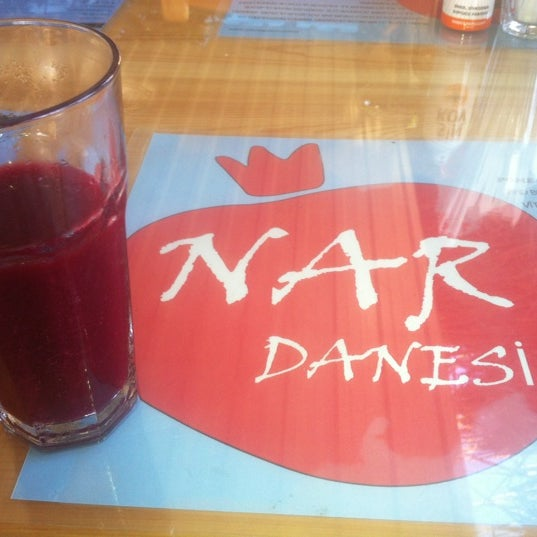 9/26/2012 tarihinde Ahmad N.ziyaretçi tarafından Nar Danesi'de çekilen fotoğraf
