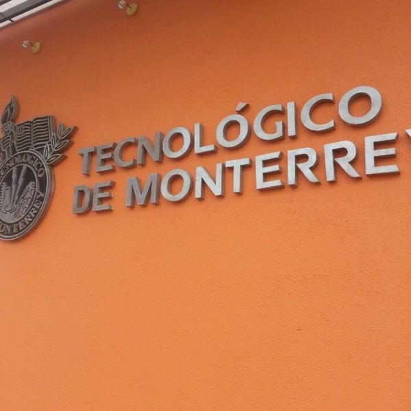 Foto tomada en Tecnológico de Monterrey por Jose L. el 3/20/2013