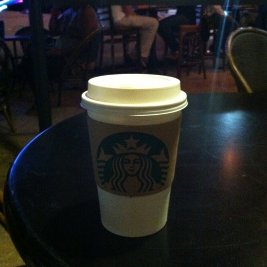 Photo taken at Starbucks by George B. on 10/21/2012