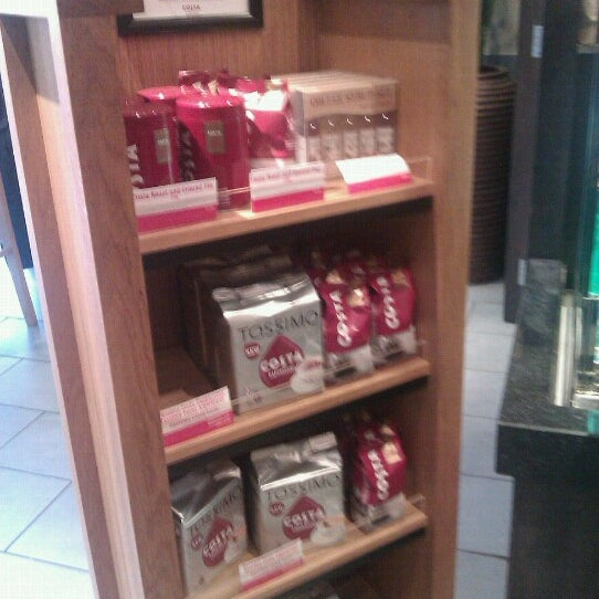 Photo taken at Costa Coffee by James J. on 1/12/2013