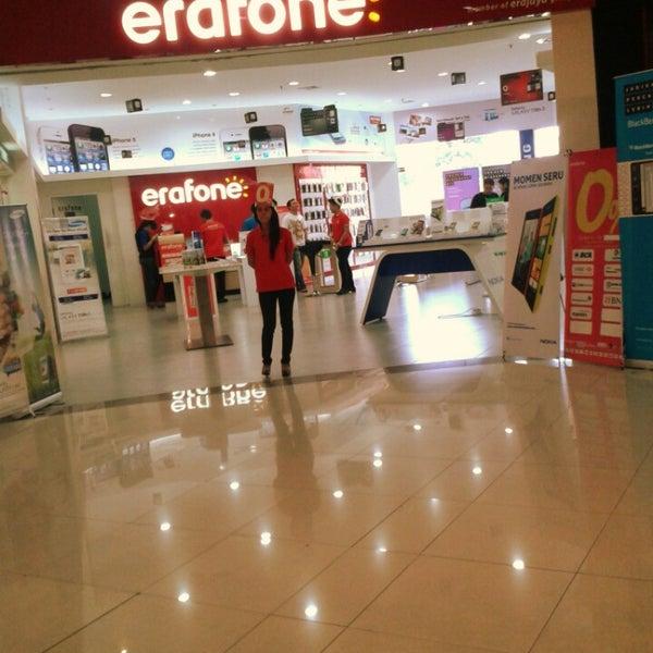 Photos at erafone mobile phone shop photo taken at erafone by niaridris on 10122013 reheart Choice Image