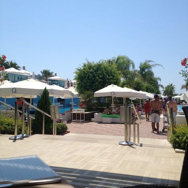 8/27/2013에 Tabork님이 Q Premium Resort Hotel Alanya에서 찍은 사진