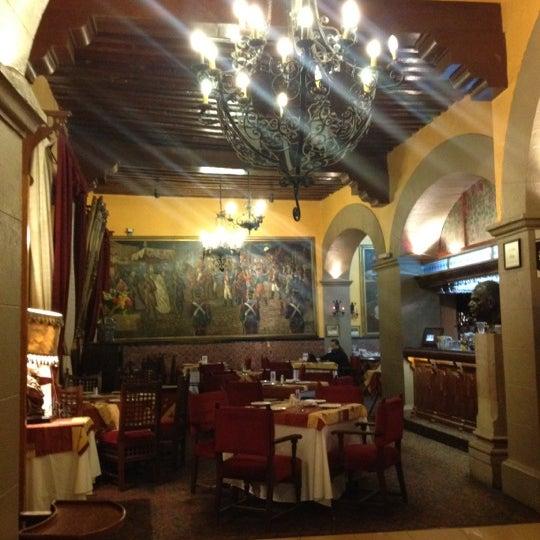 Foto tomada en Hotel Posada Santa Fe por Luis M. el 11/11/2012