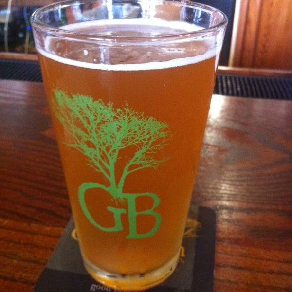 Photo taken at Greenbush Brewing Company by Kim R. on 6/28/2013