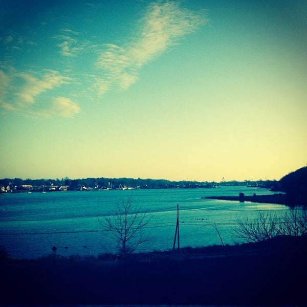Photo taken at Mystic, CT by Jessica H. on 12/21/2013