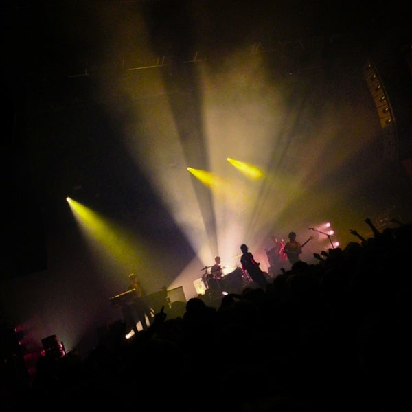 Photo taken at AB Ancienne Belgique by Nikolaas D. on 3/15/2013