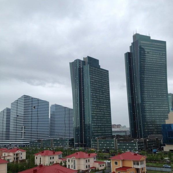 5/22/2013 tarihinde Stanislav Z.ziyaretçi tarafından Rixos President Astana'de çekilen fotoğraf