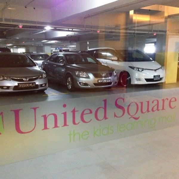 United Square Carpark Novena 0 Tips