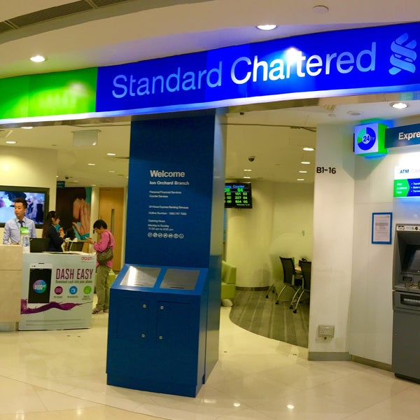 an overview of the standard chartered bank Essays - largest database of quality sample essays and research papers on introduction standard chartered bank.