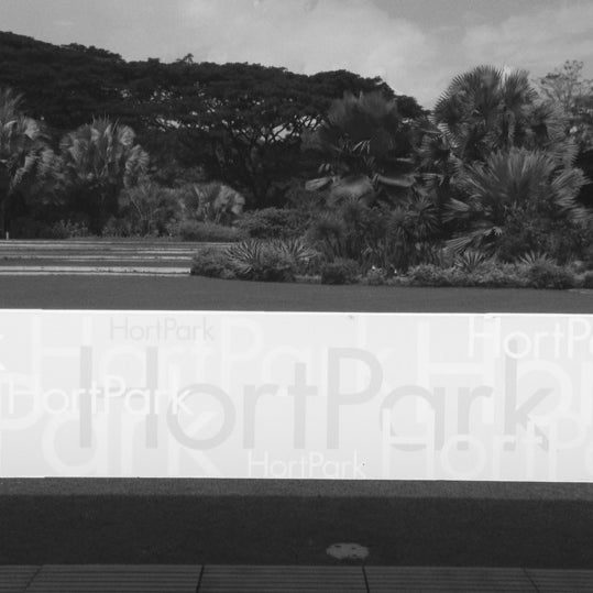 Photo taken at HortPark by gerard t. on 10/1/2013