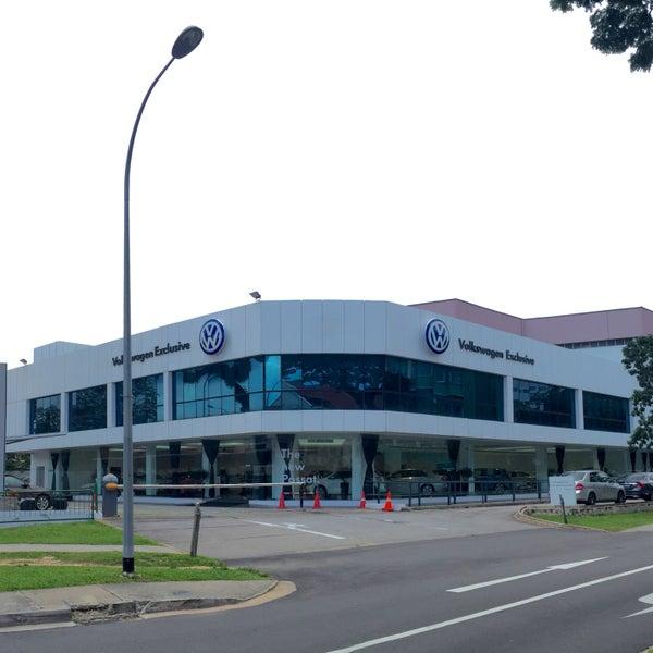 Volkswagen Centre Singapore Macpherson Central Region 3 Tips