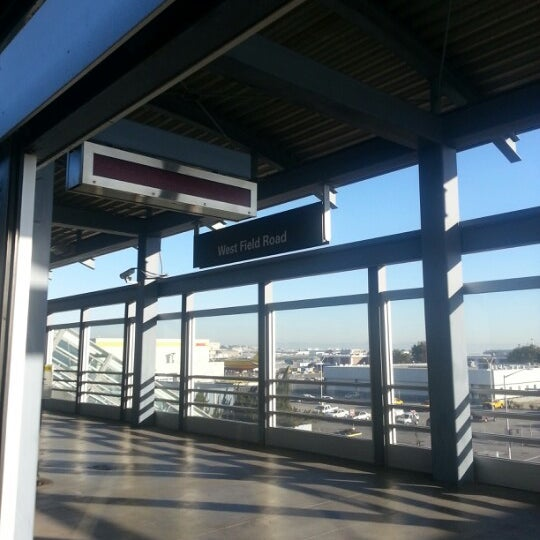 Sfo Rental Car Center Airtrain Station