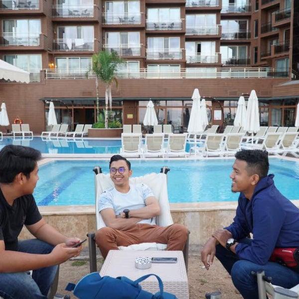 9/22/2017 tarihinde abdul h.ziyaretçi tarafından Suhan360 Hotel & Spa'de çekilen fotoğraf