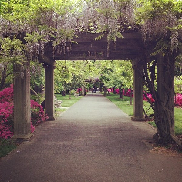Brooklyn botanic garden rose garden botanical garden in - Brooklyn botanical garden admission ...