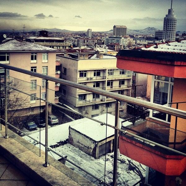1/12/2013 tarihinde Volkan K.ziyaretçi tarafından CK Farabi Hotel'de çekilen fotoğraf