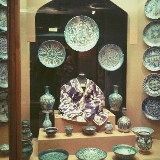 2/2/2013에 Kato K.님이 The State Museum of Oriental Art에서 찍은 사진