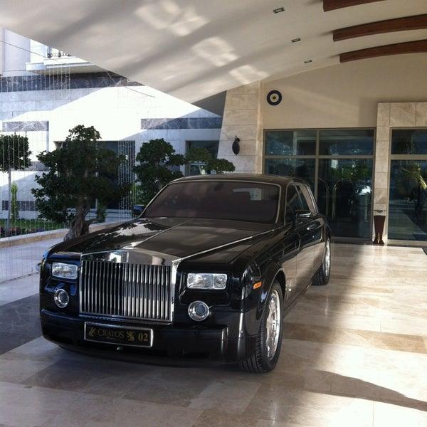 3/9/2013 tarihinde Gokce S.ziyaretçi tarafından Cratos Premium Hotel & Casino'de çekilen fotoğraf