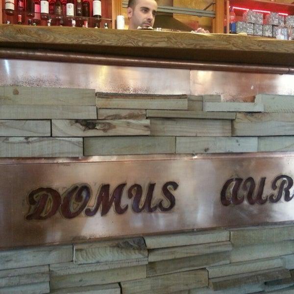 Domus aurea via roma for Domus address