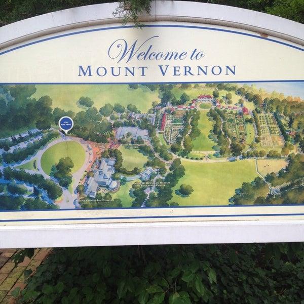 Photo taken at George Washington's Mount Vernon by Robert S. on 7/3/2013