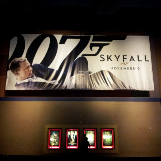 Photo taken at Harkins Theatres Tempe Marketplace 16 by stovn on 10/27/2012