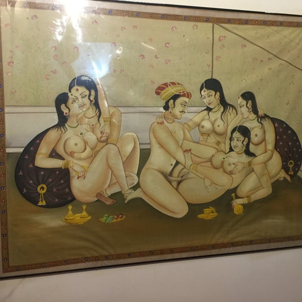 Foto tomada en Museu de l'Eròtica por Jerry M. el 5/6/2017