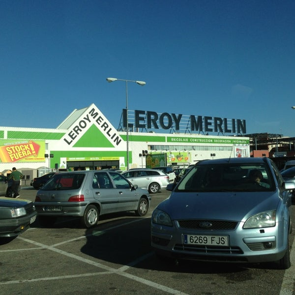 Leroy merlin tomares andaluc a - Location vehicule leroy merlin ...
