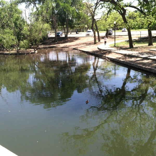 Brackenridge park uptown broadway san antonio tx for Fishing ponds in san antonio