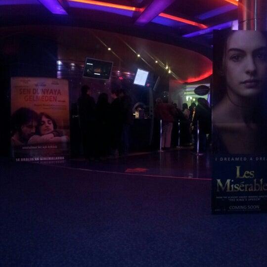 12/23/2012 tarihinde Serkan Ö.ziyaretçi tarafından Spectrum Cineplex'de çekilen fotoğraf