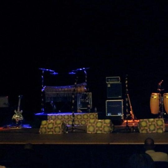 Photo taken at Lisner Auditorium by ShannonRenee M. on 11/2/2012