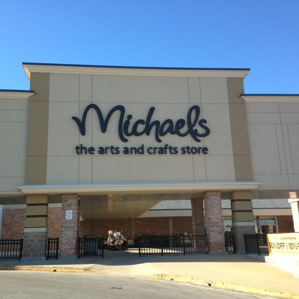 Michaels arts crafts store for Michaels craft store houston texas