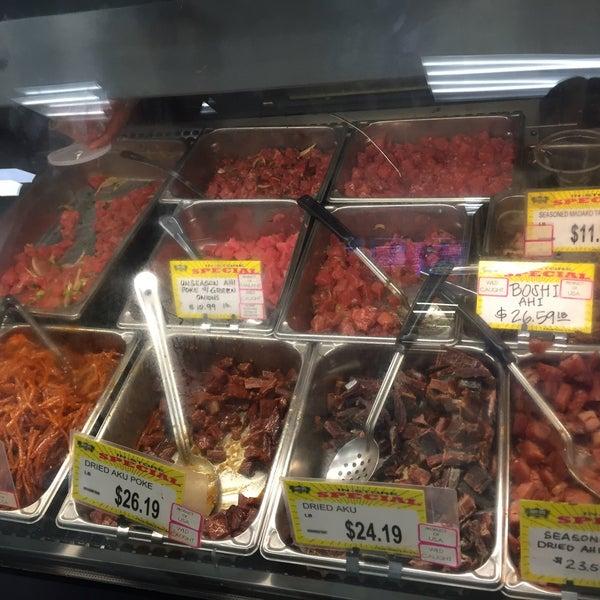Photo taken at Tamura Super Market by Misty M. on 1/4/2015