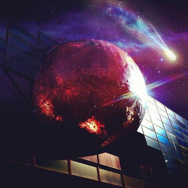 Снимок сделан в Клуб «Місто» / Misto Club пользователем Aleksey Z. 10/20/2012