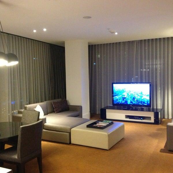 Photo taken at Crown Metropol Hotel by Susanna M. on 7/16/2013