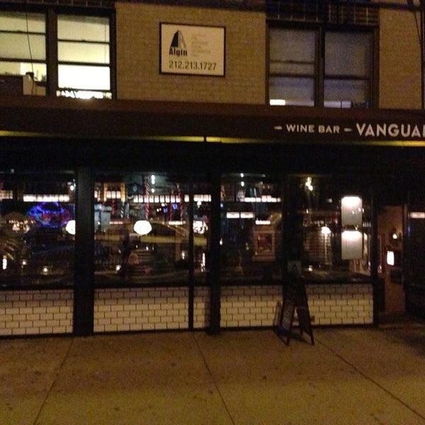 Photo taken at Vanguard Wine Bar by Stefan M. on 9/17/2013