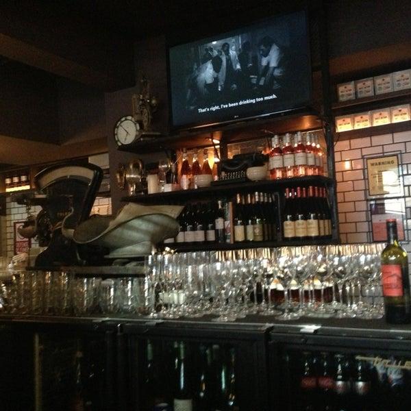 Photo taken at Vanguard Wine Bar by Stefan M. on 7/29/2013