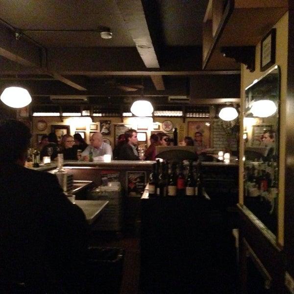 Photo taken at Vanguard Wine Bar by Stefan M. on 10/18/2013