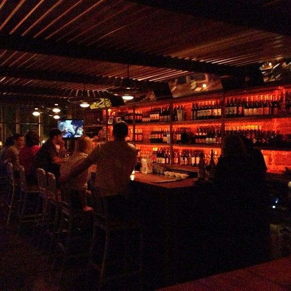 Photo taken at Custom Wine Bar by Stefan M. on 8/25/2013
