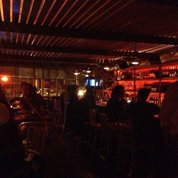 Photo taken at Custom Wine Bar by Stefan M. on 9/15/2013