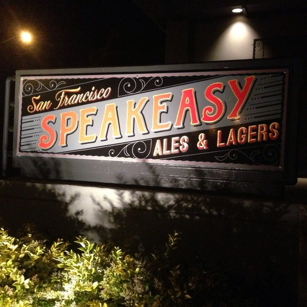 Photo taken at Speakeasy Ales & Lagers by ari t. on 5/26/2013