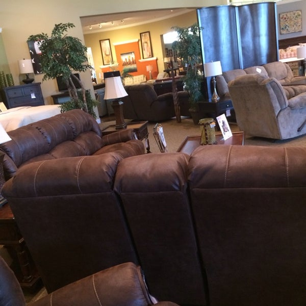 Photo Taken At Great American Home Store By Timothy W. On 2/24/