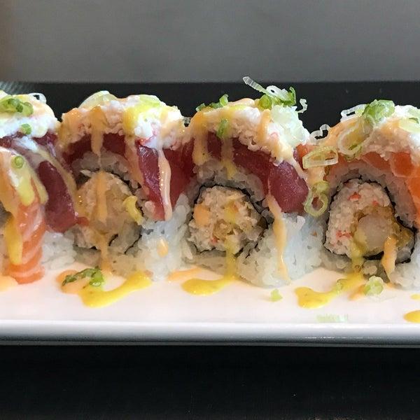 Photo prise au Sushi Delight par Alan H. le10/9/2017