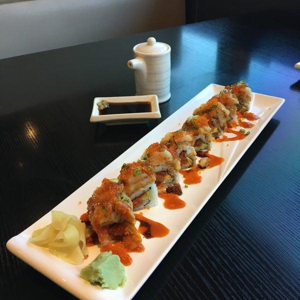 Photo prise au Sushi Delight par Farnaz le12/21/2016