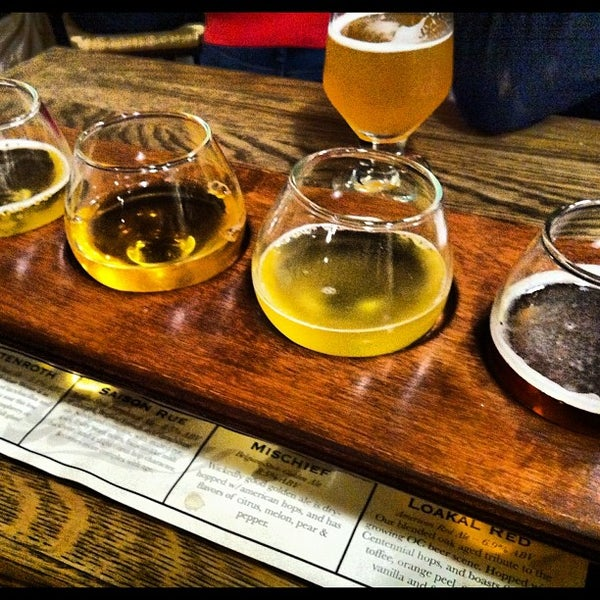 Photo taken at The Bruery Provisions by Suki on 10/20/2012