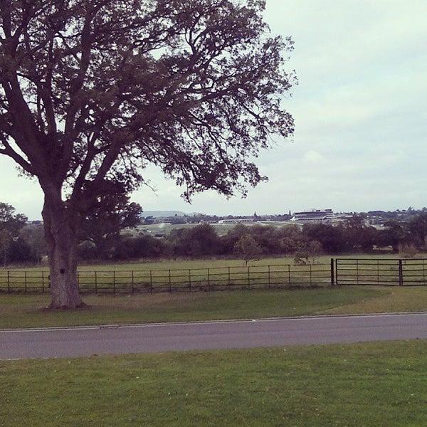 Photo taken at Ellenborough Park by Jonathan P. on 10/7/2013