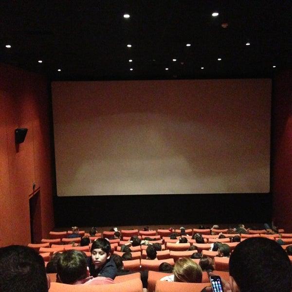 Photo taken at Cinemaximum by Gozde B. on 1/5/2013