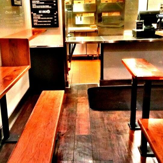Photo taken at M Burger by @jayelarex on 5/25/2013